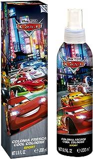 Disney Pixar Cars for Kids Cool Cologne Sport Spray, 6.8 Ounce