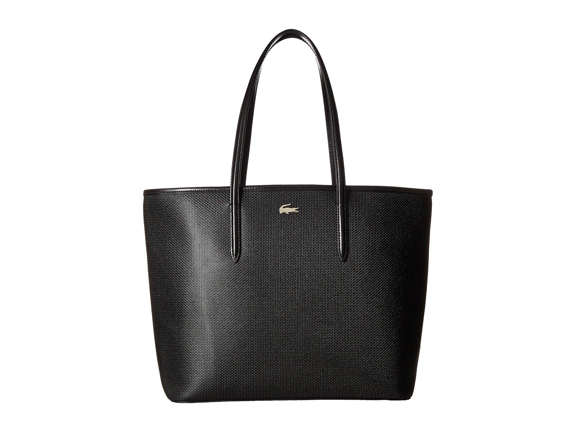 Bolso de Mano para Mujer Lacoste Chantaco Shopping Bag  + Lacoste en VeoyCompro.net