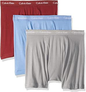 Calvin Klein Men's Cotton Classics Multipack Boxer Briefs