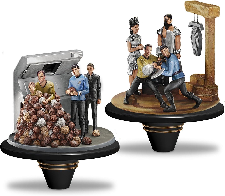 Hawthorne Village Star Trek Figurine an Popular popular Set: Time 5% OFF Amok