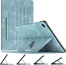 TiMOVO Case for All-New Samsung Galaxy Tab S6 Lite 10.4 Inch 2020 (SM-P610/P615), Multiple Angles Magnetic Stand Case with...