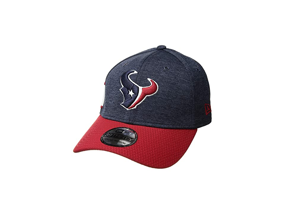New Era - New Era 39Thirty Official Sideline Home Stretch Fit - Houston Texans