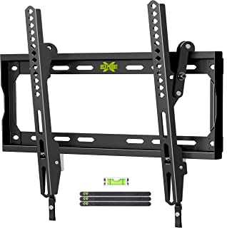 "USX MOUNT Tilt TV Wall Mount Low Profile, Tilting TV Mount Bracket for Most 26-55"" Flat Screen LED, LCD, OLED, 4K TVs, TV ..."