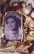 Return to Paris : A Memoir With Recipes