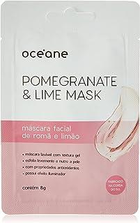 Pomegranate & Lime Mask-Másc Romã E Limão./Unica, Océane