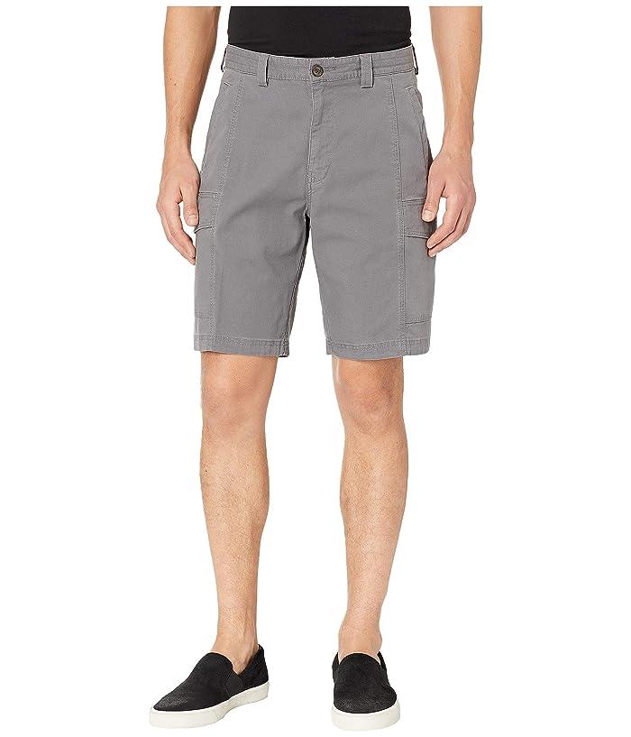 Tommy Bahama Key Isles Cargo Shorts (Cave) Men