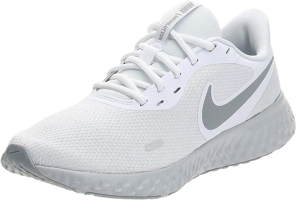 Nike revolution 5 scarpe sneakers da uomo in tela BQ3204E
