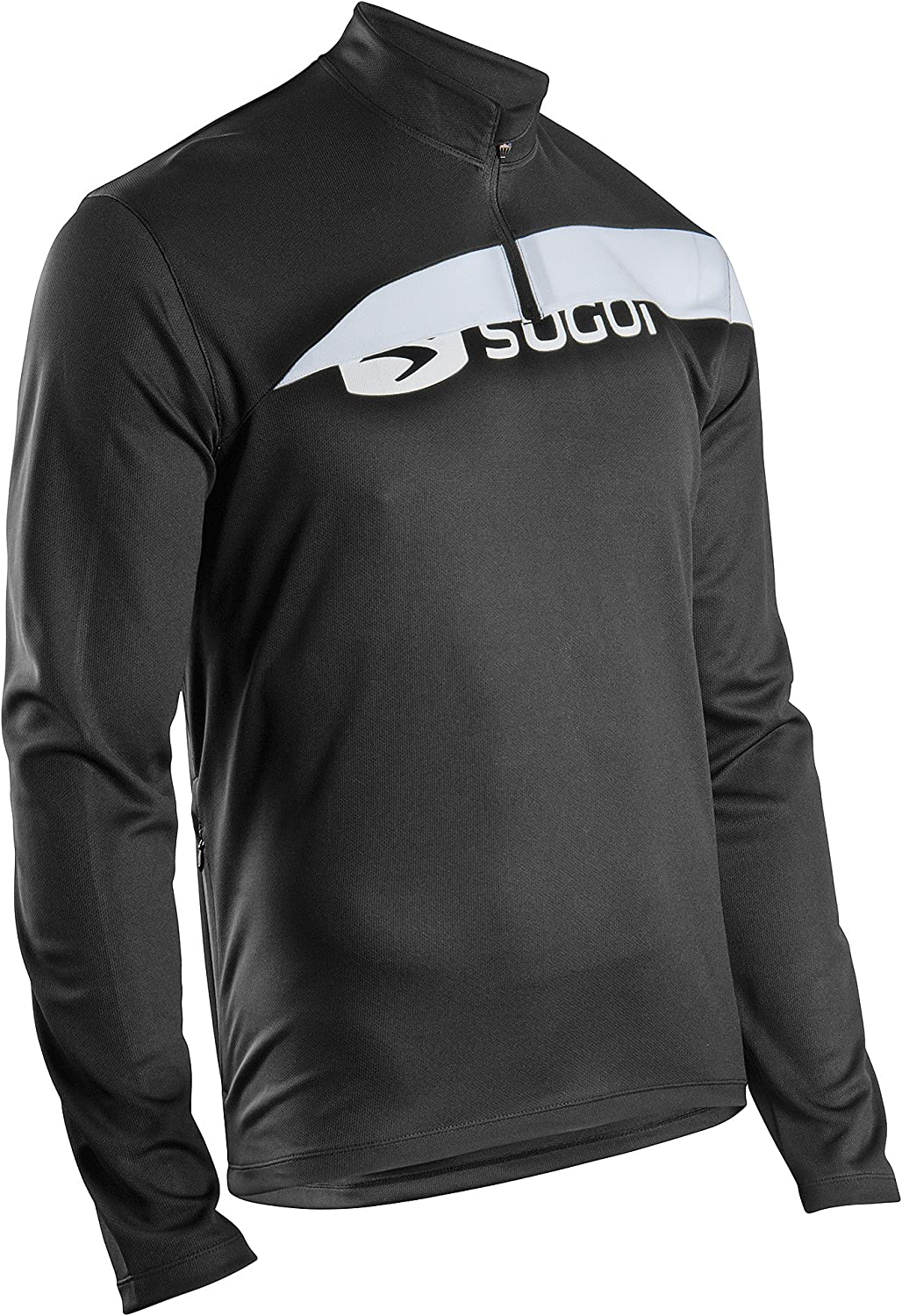famous SUGOi Men's Gustov Sleeve Zip Long Max 84% OFF