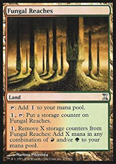 Magic: the Gathering - Fungal Reaches - Time Spiral