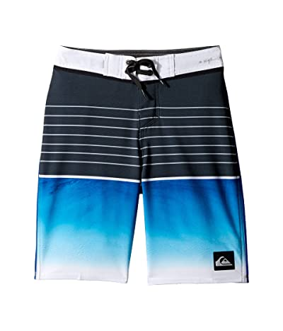 Quiksilver Kids Highline Slab 18 Boardshorts (Big Kids) (Electric Royal) Boy