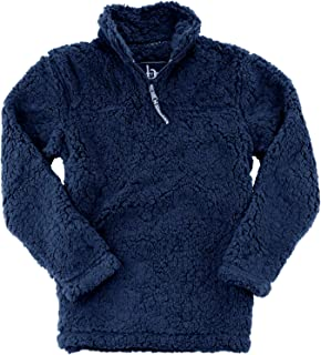 Boxercraft Youth Sherpa Pullover