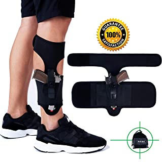 Ankle Holster for Concealed Carry Universal Ankle Holster for Men and Women 2xStronger..