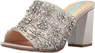 betsey johnson mules