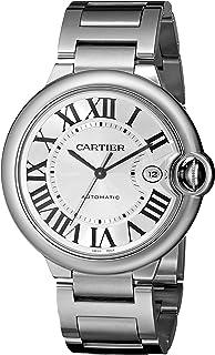 Cartier Mens W69012Z4 Ballon Bleu Stainless Steel Automatic Watch