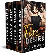 Fire & Desire: A MFM Romance Anthology (Surrender to Them)