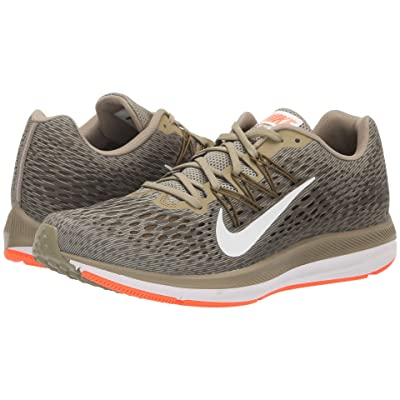 Nike Air Zoom Winflo 5 (Neutral Olive/Summit White/Medium Olive) Men