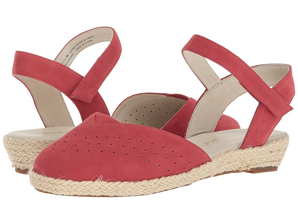 David Tate Canyon (Red Nubuck) Women