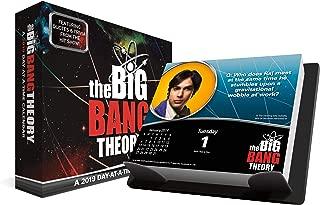 2019 The Big Bang Theory Box Calendar