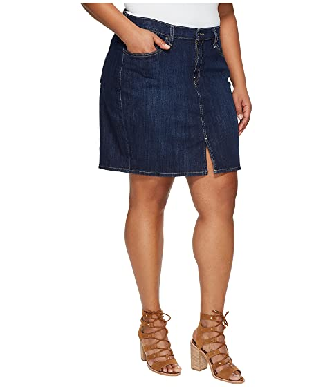 Levi's® Plus Icon Skirt Moonside Coast Clearance New Latest vGgAzD