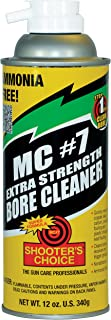 Shooter's Choice MC #7 Bore Cleaner & Conditioner MC #7 Extra Strength Bore Cleaner