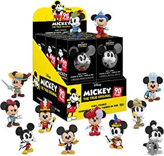 Funko Mystery Minis: Disney - Mickey's 90th - One Mystery Collectible Figure, Standard, Multicolor