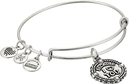 Alex and Ani Because I Love You III Bangle