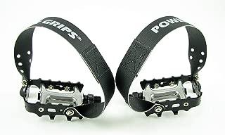Power Grips Sport Pedal Kit (Set Pedals + Straps + Hardware)