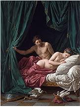 Trademark Fine Art Mars and Venus by Lagrenee, 24x32, Multiple