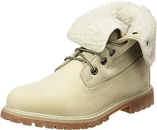 Lumberjack Men's River Ankle Boot, Cream, 5 UK