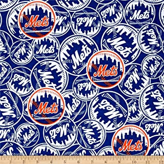 Best ny mets cotton fabric Reviews
