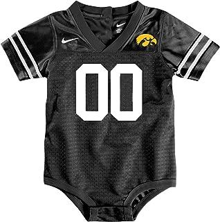 Nike Iowa Hawkeyes Infant Boy's Football Creeper 18 Month