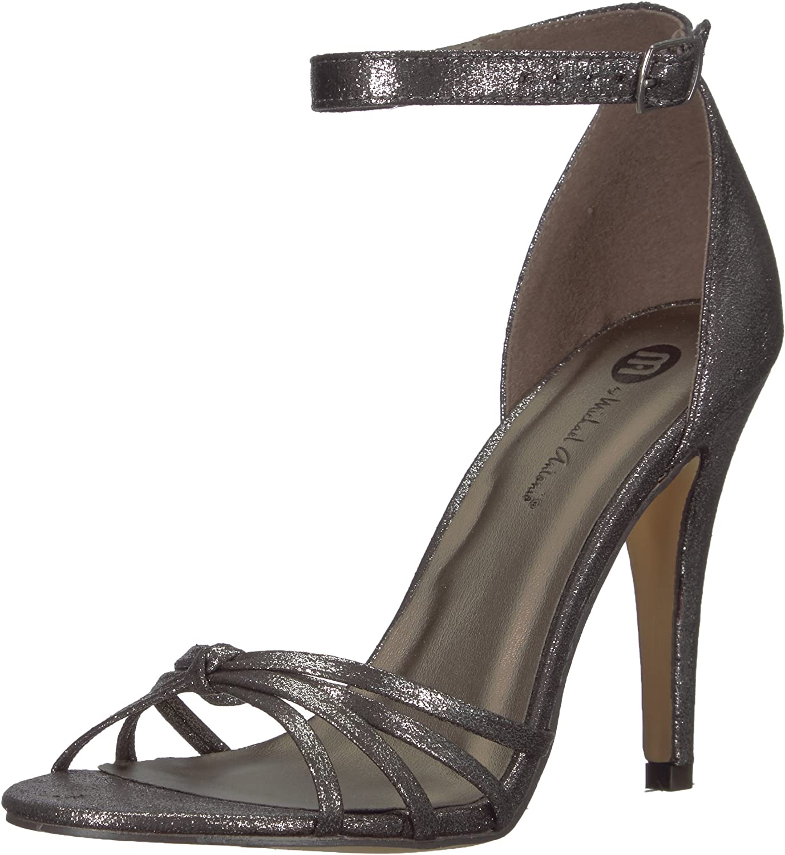 Michael Antonio Women's Sandal Resist Safety and trust Dress Max 42% OFF