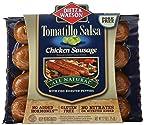 Dietz & Watson, All Natural Tomatillo Salsa Santa Fe Style Chicken Sausage, 12 oz