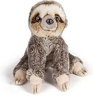 Wildlife Tree 12 Inch Sloth Stuffed Animal Plush Floppy Animal Kingdom Collection