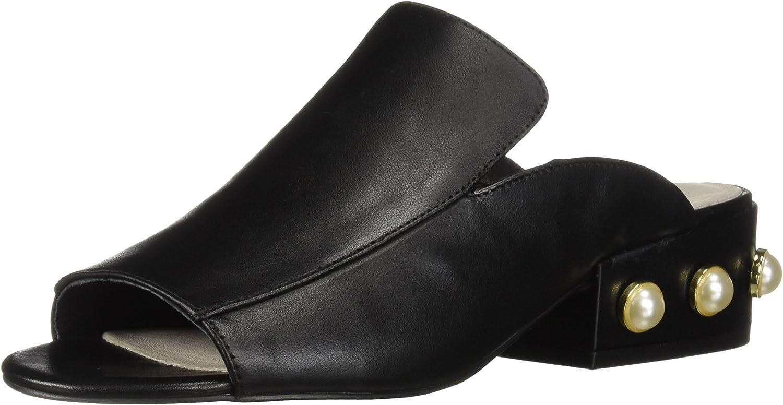 Kenneth Cole New York Womens Farley Pearl Open Toe Slide Sandal Slide Sandal