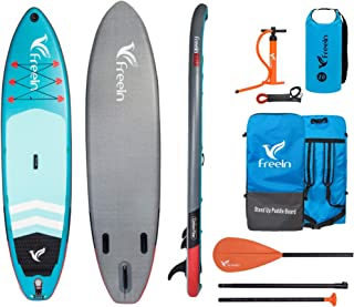 Freein Explorer SUP Inflatable Stand Up Paddle Board ISUP 10'2''/11