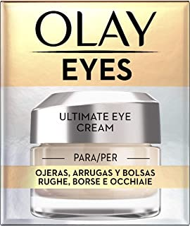 Olay Eyes Ultimate Eye Cream para Ojeras Arrugas y Bolsas 15 ml