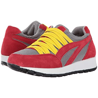 bernie mev. Tara Cano (Grey/Red) Women