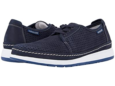 Mephisto Harry Perf (Navy Sportbuck) Men