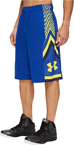 UA Space the Floor Shorts