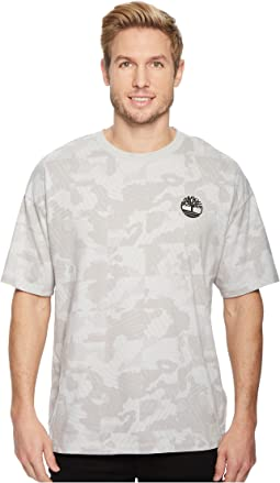 Timberland - Warner River Short Sleeve Oversized Tee