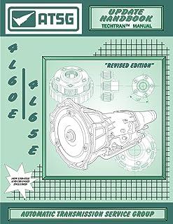 ATSG 4L60E /4L65E Atualização Manual GM THM Transmissão Atualização Manual de reparo (4L60E Kit de Reconstrução de Transmi...