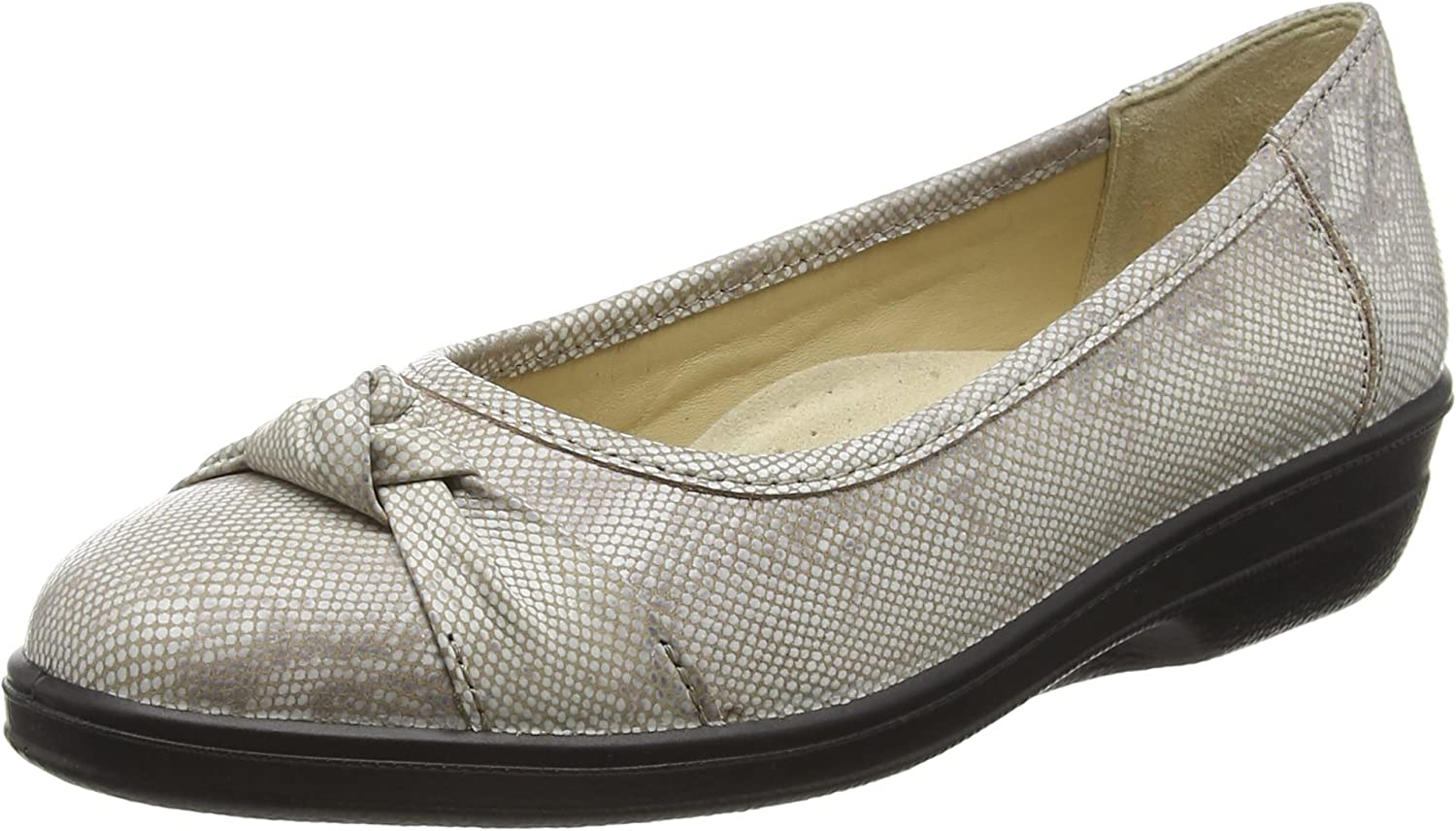 PADDERS Fiona Womens Casual Ballet Pumps