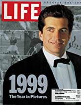 JFK Jr. Cover Life Magazine (1999 The Year in Pictures)
