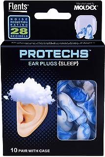 Flents Protechs Sleep Ear Plugs (10 Pair) NRR 28