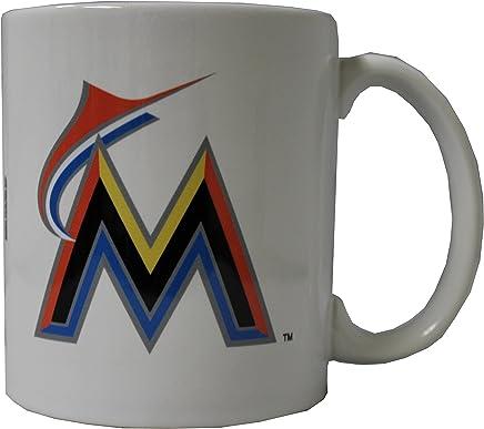 Boelter Florida Marlins 11 oz White Ceramic Mug