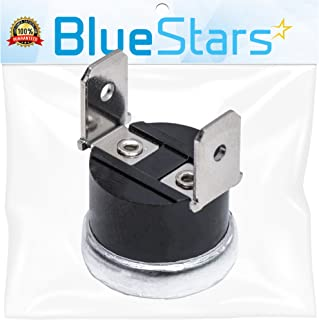 661566 Dishwasher High Limit Thermostat Replacement Part by Blue Stars - Exact Fit for Whirlpool & Kenmore Dishwashers - Replaces WP661566 3371618 W10339474 AP6010246 PS11743423
