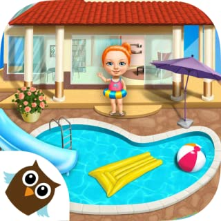 Sweet Baby Girl Summer Fun 2 - Holiday Resort Spa, Animal Care & Boat Party