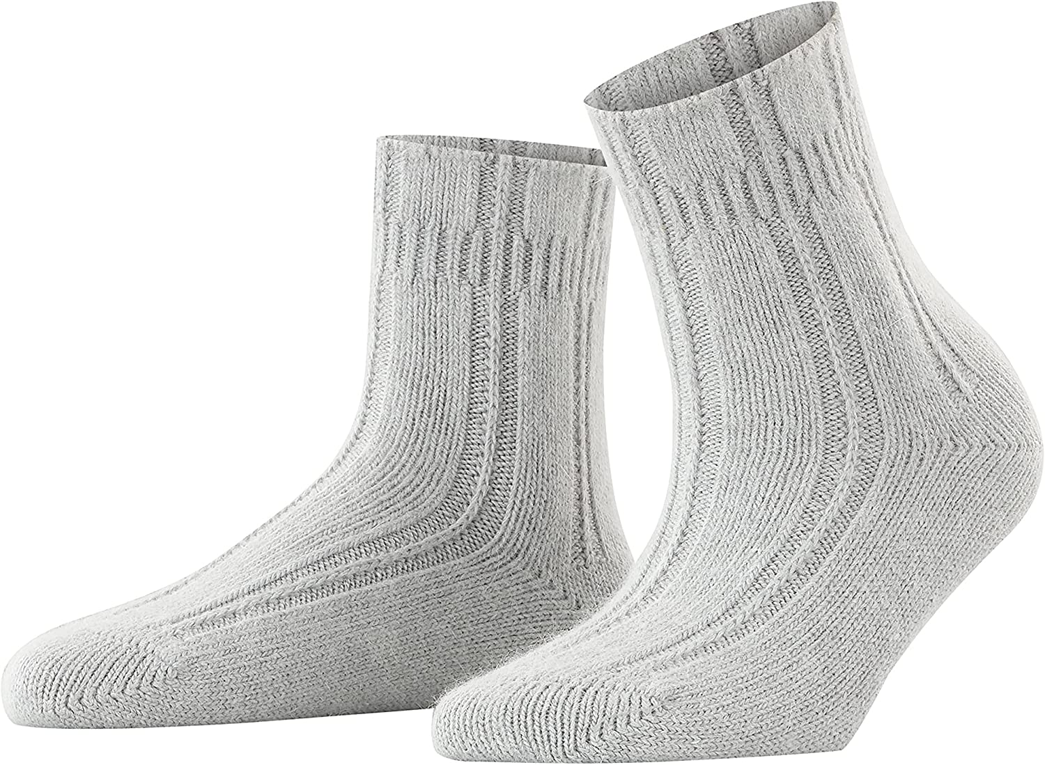 FALKE Womens Bedsock Casual Sock - Angora Blend, Multiple Colors, US sizes 5 to 10.5, 1 Pair