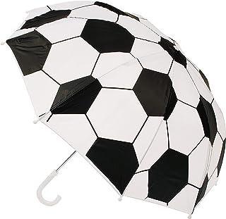 alles-meine.de GmbH alles-meine.de GmbH Kinderschirm / Regenschirm - Fußball - Durchmesser 75 cm - Kinder - Stockschirm - groß mit Griff - Einklemmschutz - Regenschirme - für Jungen Mädchen - Schirm Kinderreg..